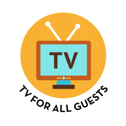 TV for all guests